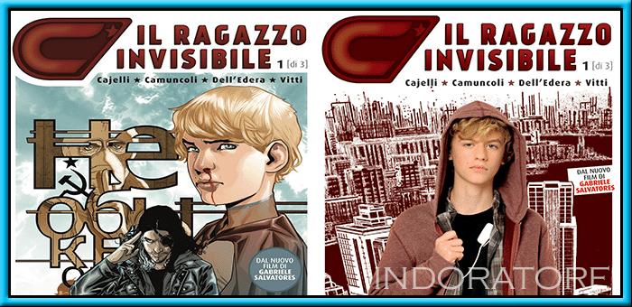"""""""Il ragazzo invisibile"""": il primo volume"""