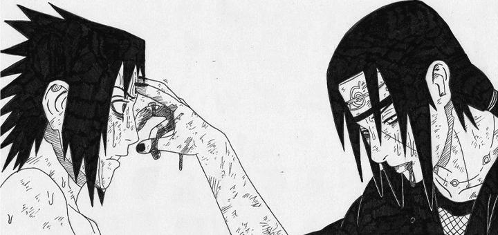 Itachi Uchiha di Naruto