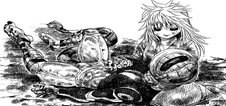 Meruem di Hunter x Hunter