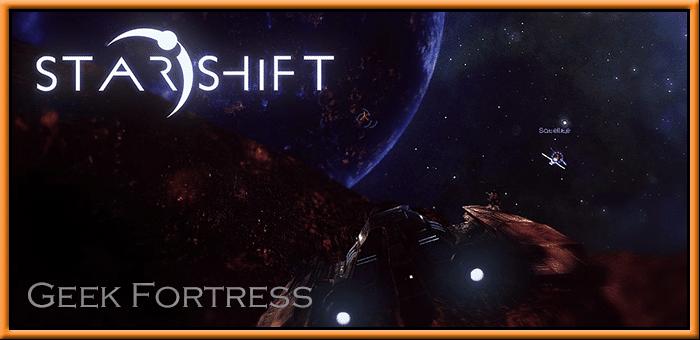 Star Shift: un incredibile simulatore spaziale italiano