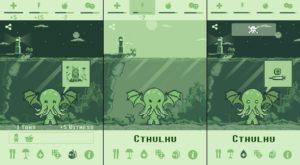 Cthulhu Virtual Pet 2