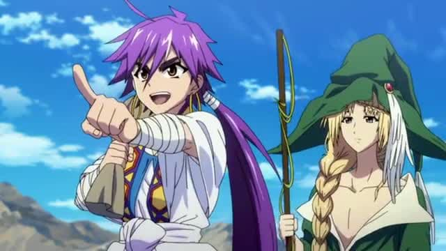 Magi: adventure of Sinbad recensione