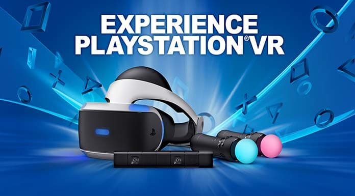PlayStation VR realtà virtuale di Sony