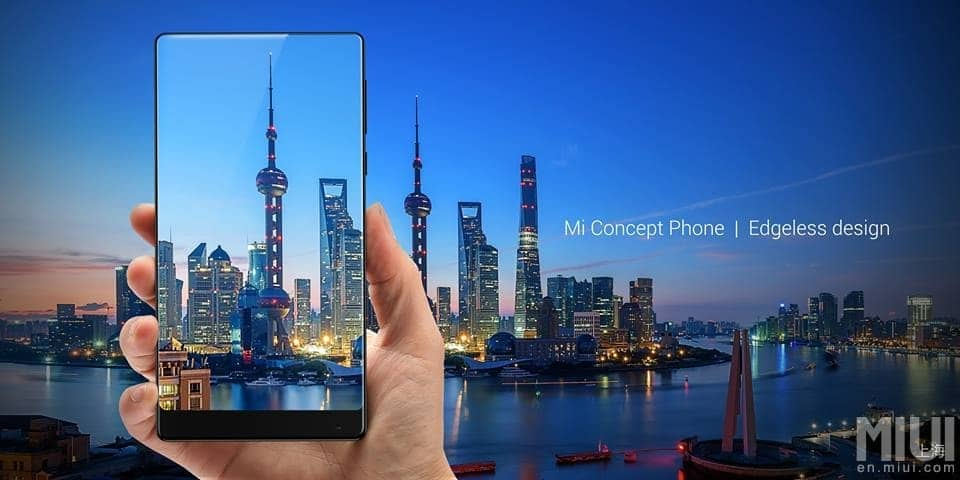 Xiaomi Mi Mix-3
