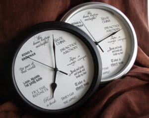 orologio magico disney