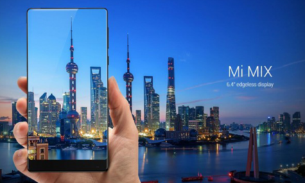 Xiaomi Mi Mix | Lo smartphone senza cornici