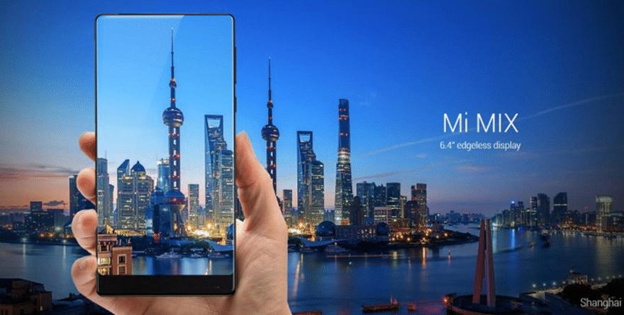 Xiaomi Mi Mix   Lo smartphone senza cornici