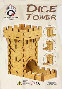 torre dei dadi geek