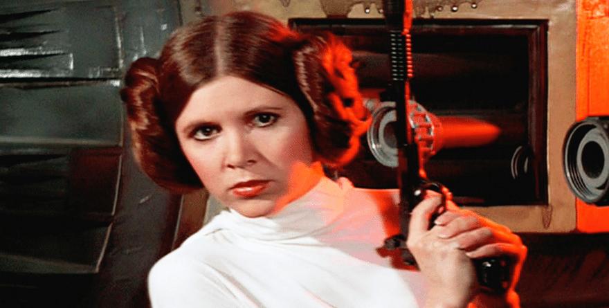 Petizione dei Fan alla Walt Disney Studios per riconoscere Leia come Principessa Disney in onore di Carrie Fisher