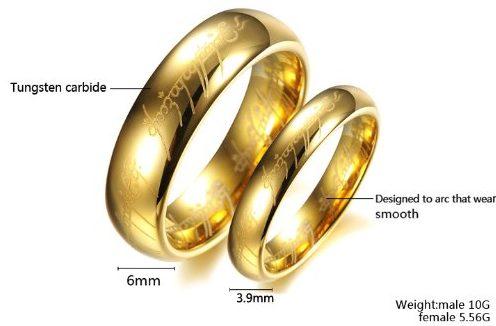 fedine signore degli anelli