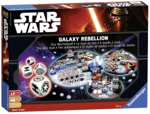 Galaxy Rebellion duello regali Star Wars