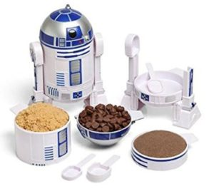 set dosatori r2-d2 Gadget Star Wars