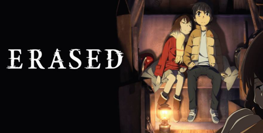 Erased | Netflix annuncia il live action