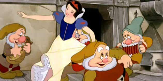Biancaneve Walt Disney