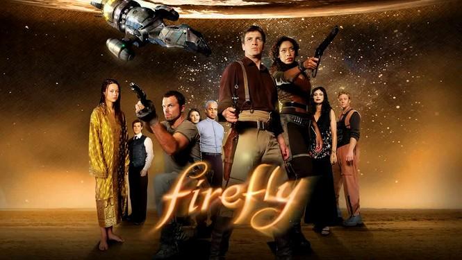 Firefly - Serie TV fantascienza