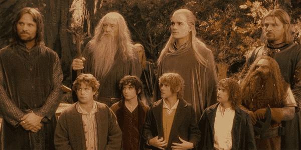 Il Signore degli Anelli Tolkien