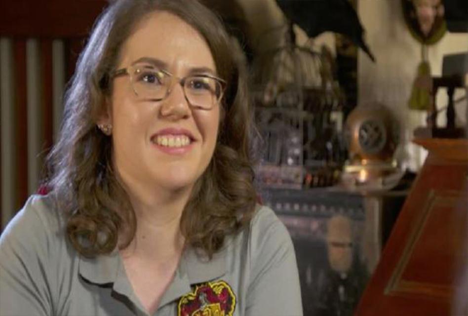 Harry Potter a memoria: la ragazza che conosce la saga parola per parola