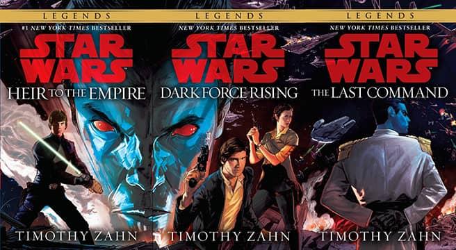 timothy zahn star wars lucca comics