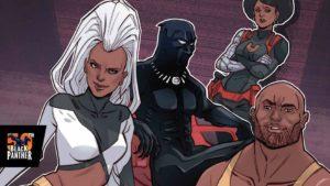 Black Panther & The Crew: la marvel ha Cancellato lo spin-off