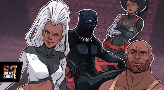 Black Panther & The Crew: la marvel ha Cancellato lo spin-off