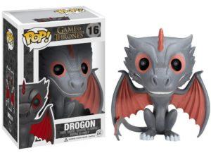 Drogon, Trono di Spade