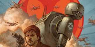 copertina Cassian e K-2SO