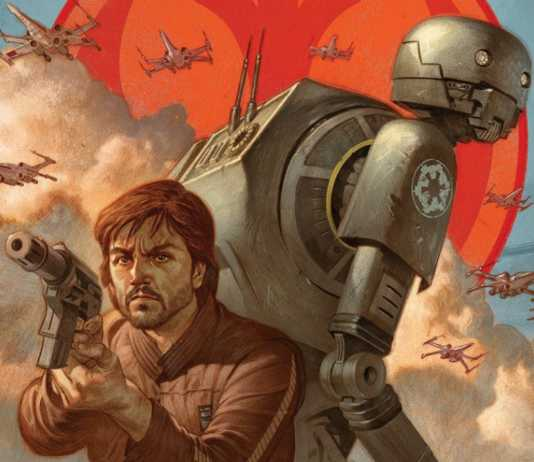 copertina Cassian e K-2SO