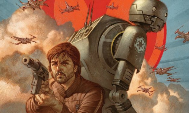 Marvel: annunciato un fumetto prequel su Rogue One