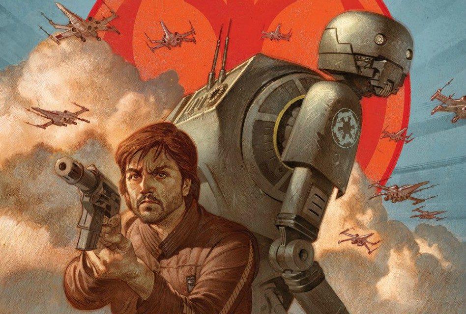 Marvel: annunciato un fumetto prequel su Rogue One