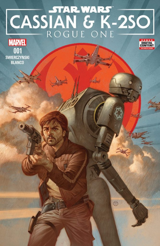 cassian k2so fumetto