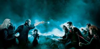 harry potter battaglia di hogwarts