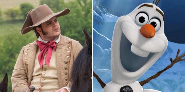 Josh Gad Olaf Frozen