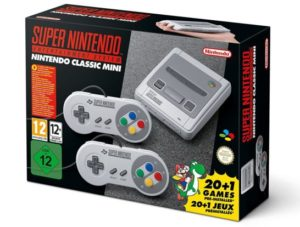 Nintendo Classic Min
