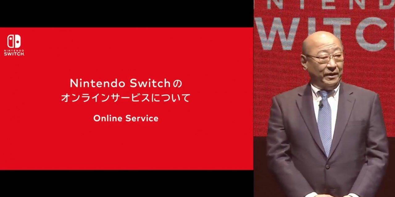 Nintendo Switch Online: rivelati tariffe e data di lancio del servizio, fino al 2018 online gratuito