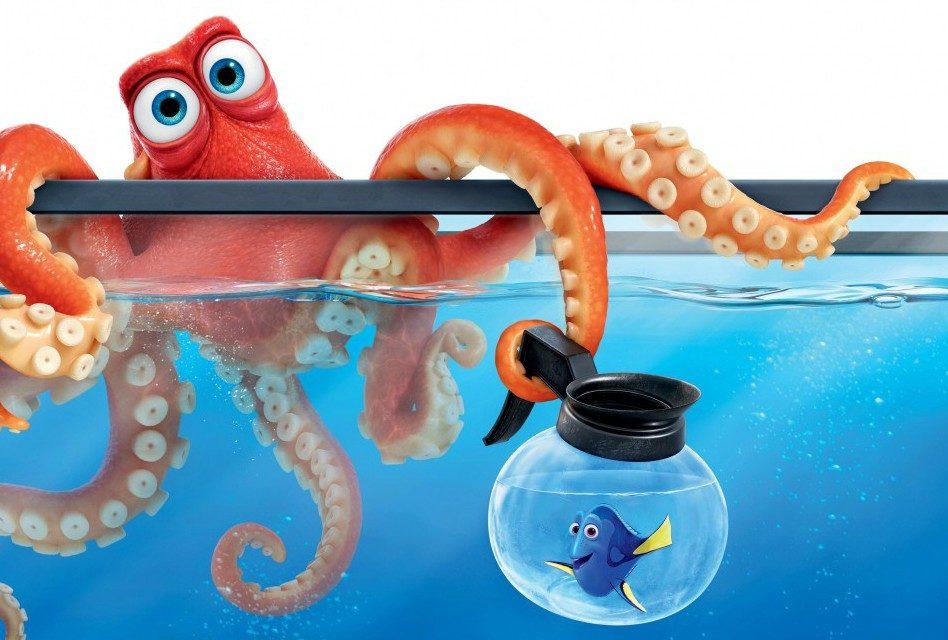Alla ricerca di Dory: il miglior sequel Disney Pixar