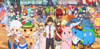 Amagi Brilliant Park recensione