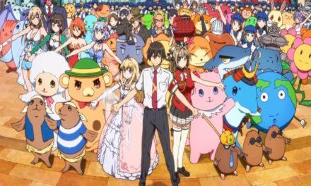 Amagi Brilliant Park – Recensione dell'anime