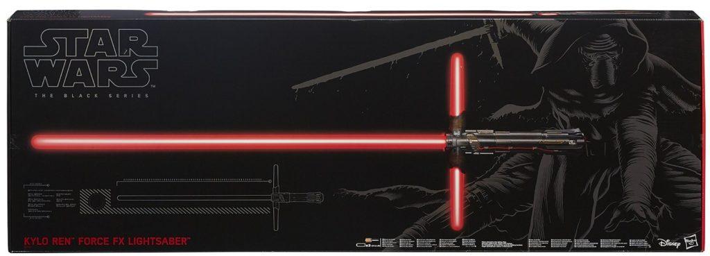 Lightsaber di kylo ren Gadget Star Wars