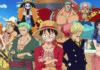 one piece 20 anniversario
