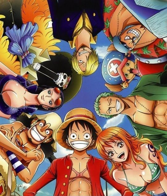 one piece ciurma