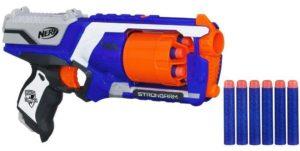 pistola nerf strongarm