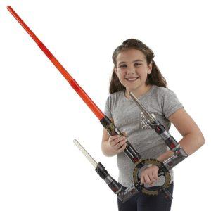star wars spada laser bambini