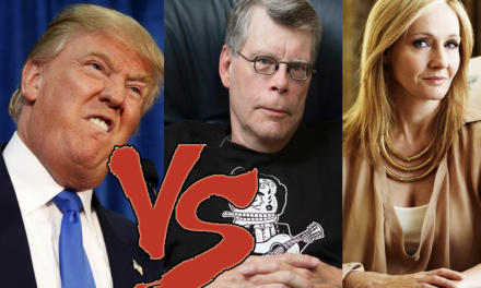 Trump blocca Stephen King su Twitter e interviene J.K.Rowling