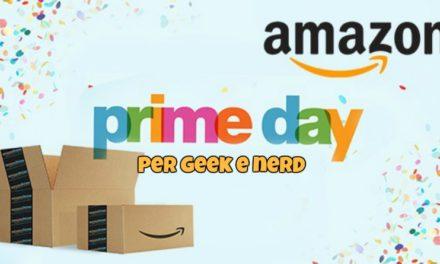 Amazon Prime Day: le offerte geek e nerd da non perdere