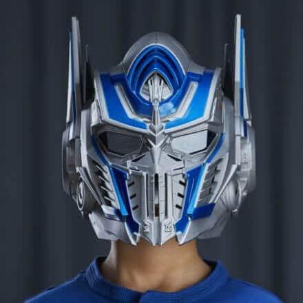 Casco Optimus Prime