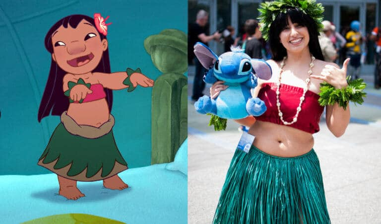 Cosplay Lilo