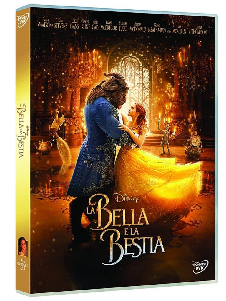 DVD bella e la bestia