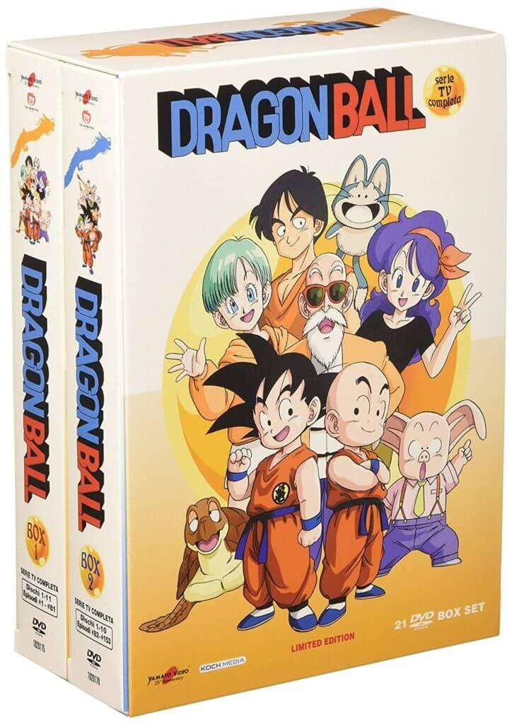 Dragon Ball serie classica completa