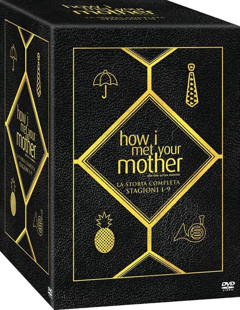 How I met your mother serie completa