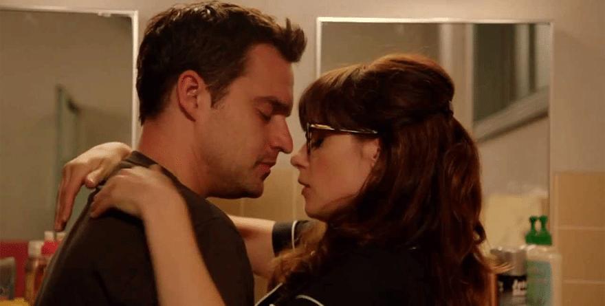 I 10 baci più belli delle serie tv